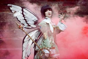 Trinity Blood. Bloody fog by MarionetteTheatre