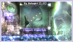 I Support Prince Ralis my most fav zora Stamp by Rutogirl