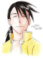 Ling Yao by Chickenella2