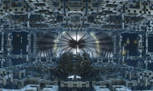 INDUSTRIA IN SPACE by Topas2012
