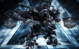 Transformers 2 Ironhide 2 by CrossDominatriX5