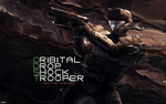Halo ODST desktop background by JamieGillam