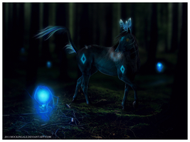 The will o' the wisps by mockingale