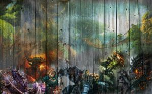 World of Warcraft Wallpaper by Arixev