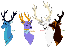 MA- Stags 2 by Wolfah