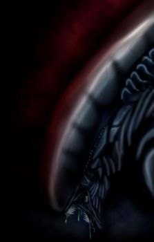 Xenomorph by dtmccarson