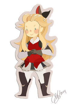 Edea Lee by Specifically-So