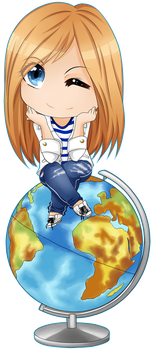 Around the World! by TheAB-chan
