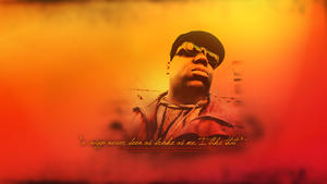 NOTORIOUS TRIBUTE by danielebetter