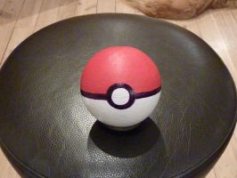 Paint Project PokeBall by Lucobutt
