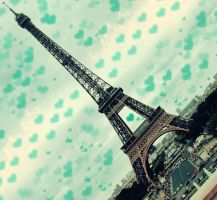 The city of love by green-daydreamer