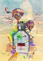 Hugo - 'Summer Balloons' by cocacolagirlie