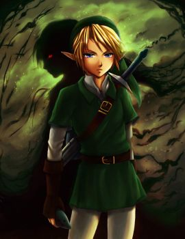 Link- Shadows of the Past by ramy