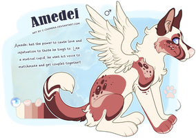 OC: Amedei by c-Chimera