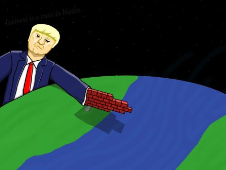 Trump restricting by Tommatito
