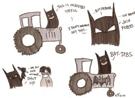 rise of the bat tractor by ktjayne