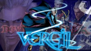 Devil May Cry-Vergil Wallpaper by PPGDBlossom