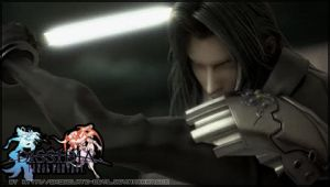 Sephiroth's Dissidia Style by cHoCoLaTe-DeViL