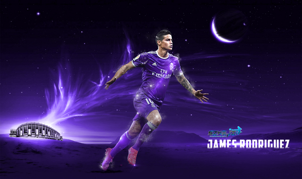 Wallpapers by szwejzi on deviantart - James rodriguez wallpaper hd ...