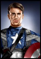 The First Avenger by commando-kev