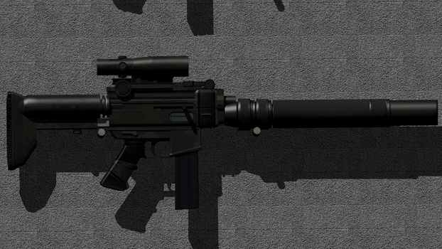 Tactical Intervention Carbine by wbyrd