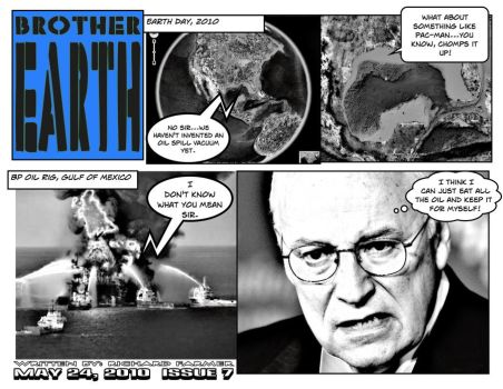 Brother Earth Issue 7 by farmer9999