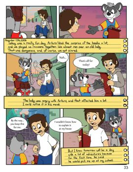 Issue 1 Page 33 by artbiro