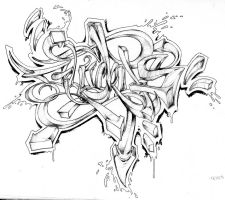 GrafTitle by epidemic