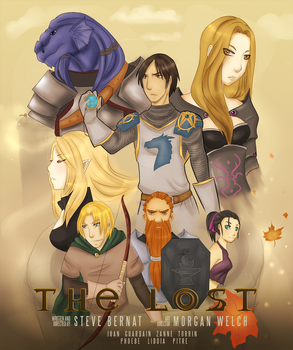 The Lost::Commission by DemonicTiphia