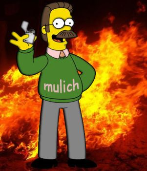 Ned Flanders by mul1ch