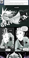 Dadster vs Handplates Gaster by TheBombDiggity666