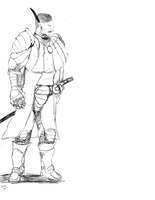 Character: Nobleman by Hectichermit