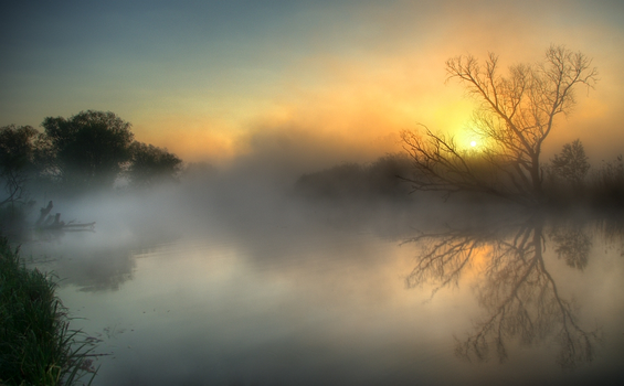 Early morning silence by jeremi12