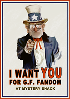 Grunkle Sam (Printable) by markmak