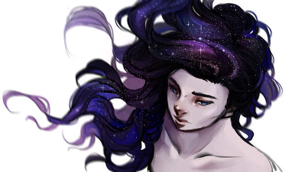 galaxies by LAG015