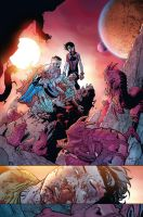 INVINCIBLE 73 cover by RyanOttley