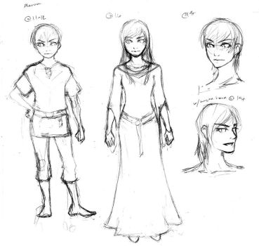alanna character sheet by riotycurls