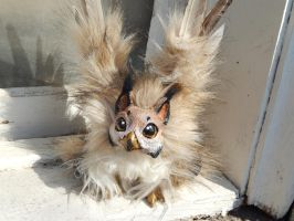 SOLD Adorable baby Gryphon! by DLChart