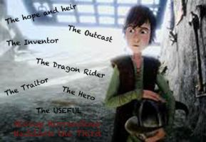 Hiccup the Useful by Aaiero