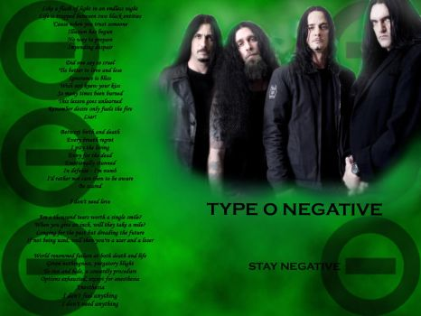 Type O Negative wallpaper by the-zona
