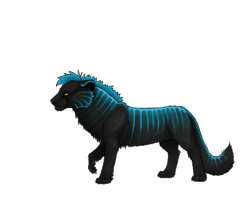 Panther Adoptable Auction 2 by Snorkack12