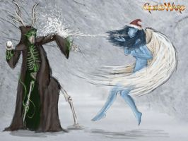 Wintersday Competition Entry by greyf0xuk
