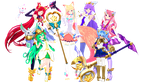 UPCOMING STAR GUARDIANS PACK! by naruchan101