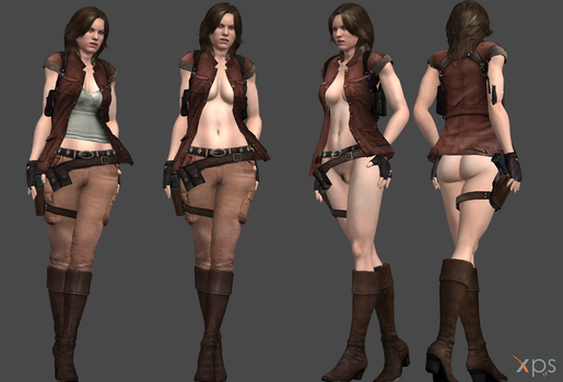 Helena Harper China Outfit FULL *updt* by Marcelievsky