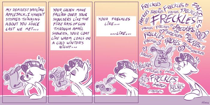 Let me count the ways by Dilarus