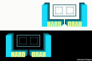 Level Hard Logo by Unknown-T