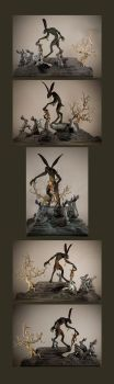 Black Rabbit: Inle project WIP by rgyoung