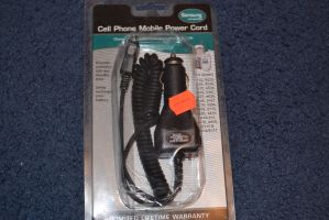 Old Cell Phone Charger by Jaws1996