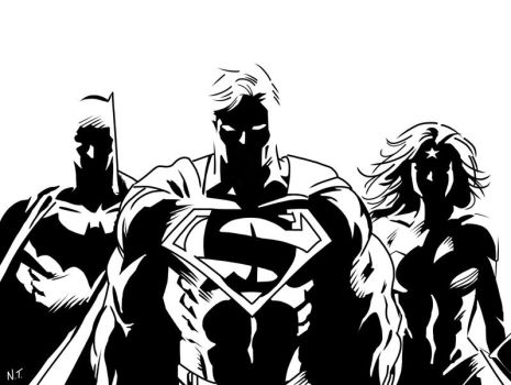 Trinity by TheExtinctHitchhiker