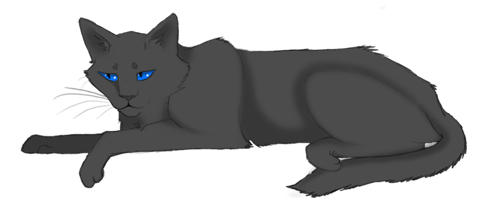 Cinderpelt v2 by Lithestep